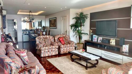Imagem 1 de 19 de Excelente Apartamento Na Av Beira Mar Com 186 M² - Ap4009