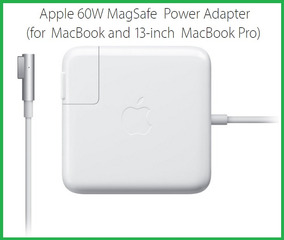 Cargador 60 Watts Apple Macbook Megsafe 1