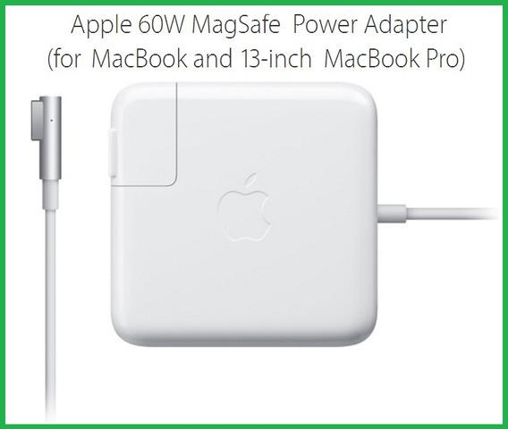 Cargador 60 Watts Apple Macbook Megsafe 1