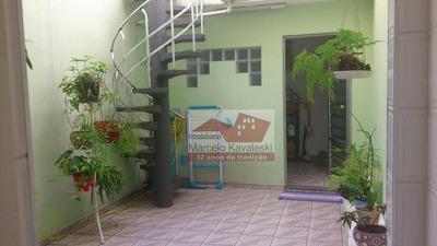 Sobrado Residencial À Venda, Vila Dom Pedro I, São Paulo - So0317. - So0317