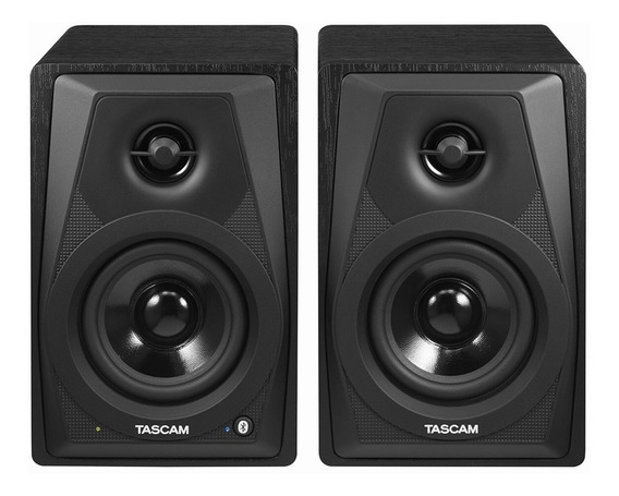 Monitor De Áudio Bluetooth Tascam Vl-s3bt - Par
