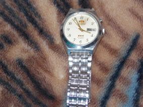 Reloj Orient Automático, Buen Funcionamiento, De Oportunidad