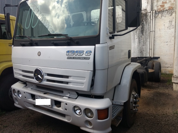 Mb 1215c 99/99 Toco Chassi - R$ 35.000