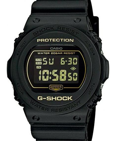 Relogio Casio G-shock Preto Dw-5700bbm-1dr