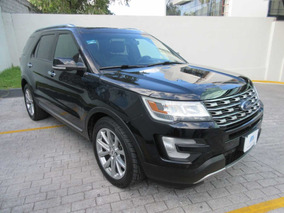 Ford Explorer 3.5 Limited At 2016 Impecable!!!!