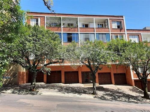 Apartamento De 2 Dormitórios De Frente Com Sacada E Vaga De Garagem No Bairro Rio Branco - 28-im526780