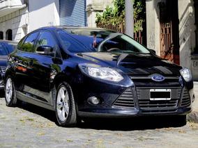 Ford Focus Iii 1.6 Full Sedan 5 Puerta Modelo 2014 Impecable