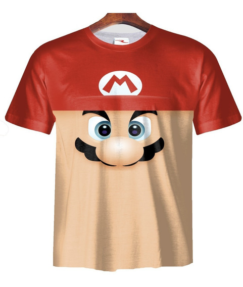 Remera Super Mario Bros Ranwey Pr185