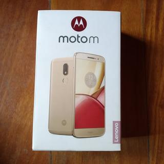 Celular Moto M Xt1663 32gb 3gb Ram 5.5