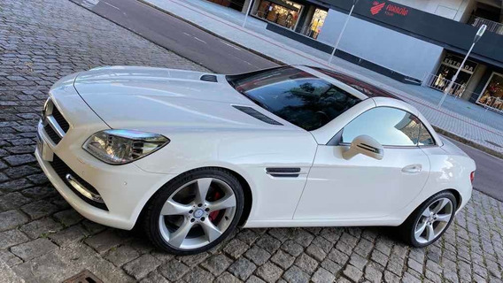 Mercedes-benz Classe Slk 2014 1.8 Turbo 2p