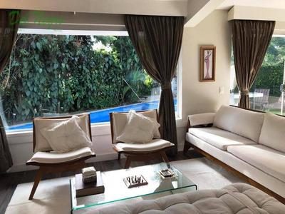 Casa Com 3 Dormitórios À Venda, 286 M² - Granja Santa Maria, Granja Viana. - Ca1757