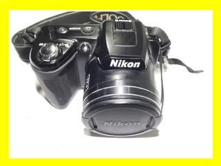 Cámara Digital Nikon Coolpix L110 12.1mp 15x Optical Vr U14