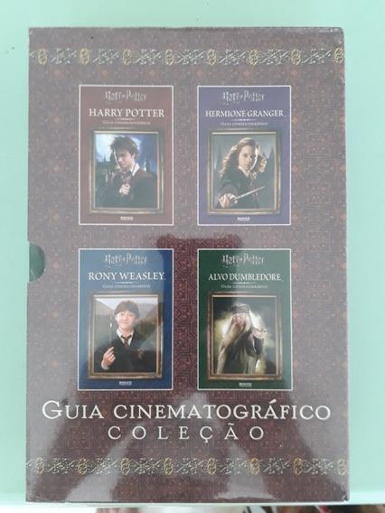 Box Harry Potter Coleção Guia Cinematográfico