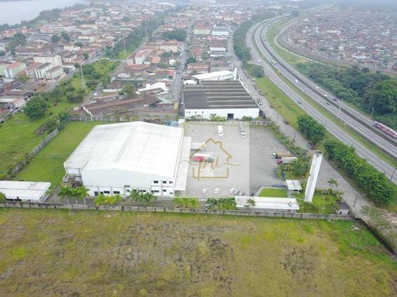 Terreno, 14533 M² - Venda Por R$ 29.000.000,00 Ou Aluguel Por R$ 180.000,00/mês - Jardim Casqueiro - Cubatão/sp - Te0011
