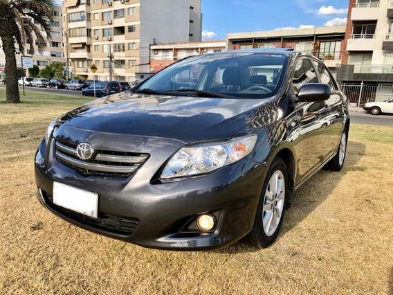Toyota Corolla Gli Automatico Unico Dueño Ficha En Service