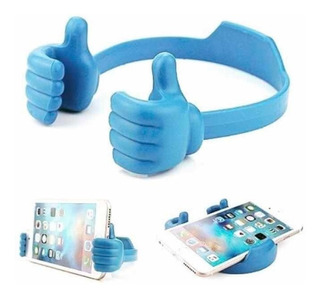 Lote X 20 Soporte Manito Celular Tablet Universal Plastico