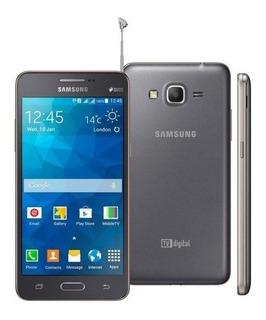 Celular Samsung Galaxy Gran Prime Duos Tv G530 - Vitrine