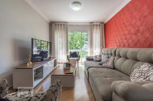 Apartamento À Venda - Brooklin, 3 Quartos,  117 - S893048540