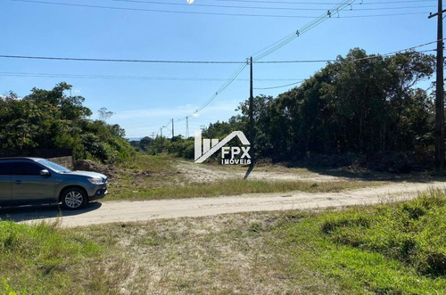 Terreno Lado Praia Em Santa Cruz Itanhaém - Ter049