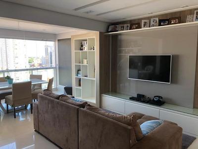 Apartamento Com 3 Dormitórios À Venda, 91 M² Por R$ 975.000 - Água Rasa - São Paulo/sp - Ap1233