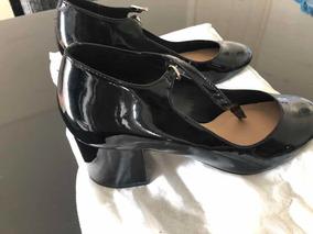 90f85da1d3 Sapato Boneca De Verniz Arezzo - Sapatos no Mercado Livre Brasil