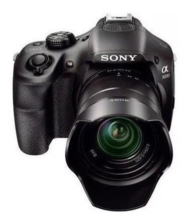Câmera Sony Alpha Ilce 3000k