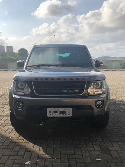 Land Rover Discovery Se 3.0 V6 4x4 Aut