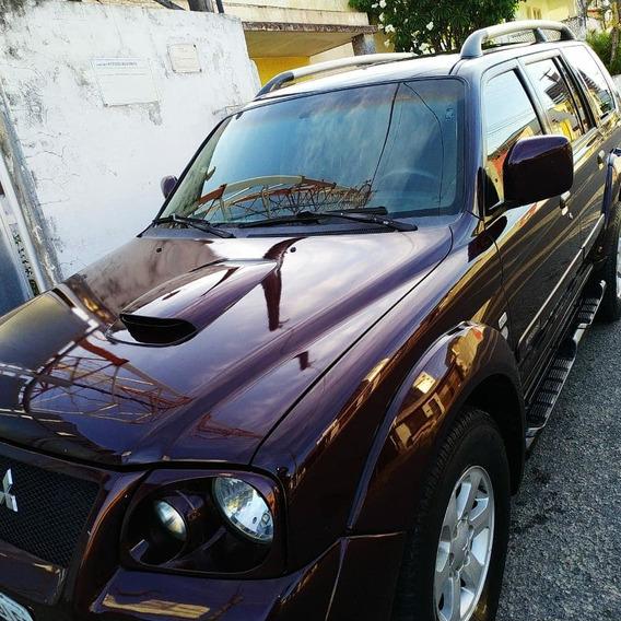 Mitsubishi Pajero Sport 2.5 4x4 Aut. 5p 2007