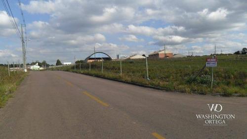 Imagem 1 de 7 de Terreno À Venda, 629 M² Por R$ 349.000,00 - Costeira - Araucária/pr - Te0190