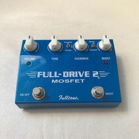 Pedal Fulltone Fulldrive 2 Overdrive