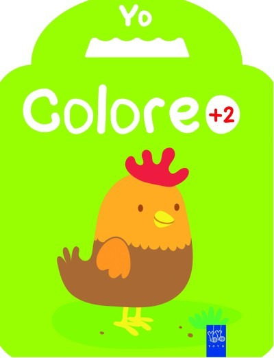 Libros Para Colorear De La Gallina Pintadita En Mercado Libre México