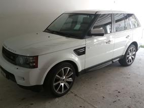 Land Rover Range Rover Sport 3.0 Tdv6 Se 5p Caramelo