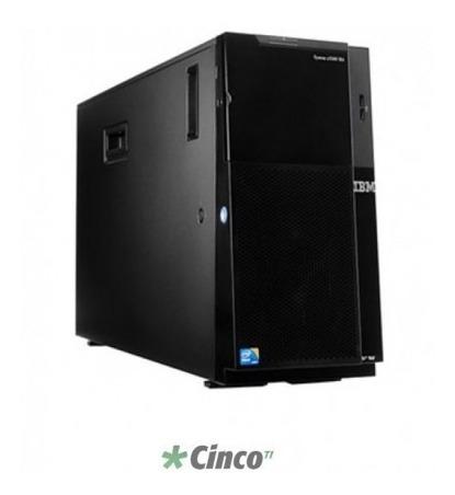 Servidor Ibm 7383-c2p X3500 M4 Xeon E5-2620 Hc 2.0ghz/15mb/