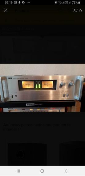 Amplificador Polivox Pm5000 Vintage Serie 1
