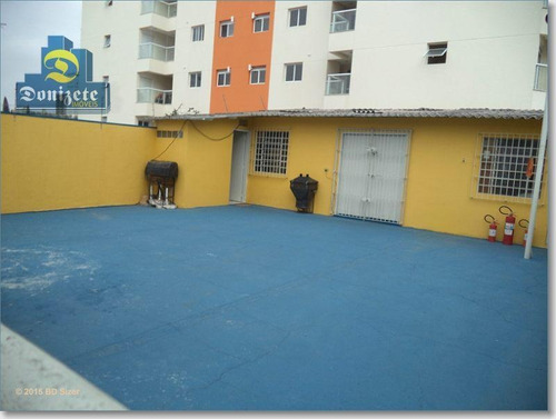 Casa Com 1 Dormitório À Venda, 210 M² Por R$ 1.350.000,00 - Campestre - Santo André/sp - Ca0268