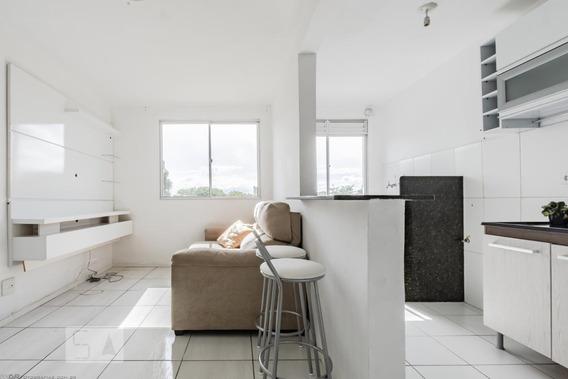 Apartamento Para Aluguel - Capão Raso, 2 Quartos, 60 - 893014808