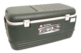 Caixa Térmica Sportsman 95 Litros Verde - Igloo
