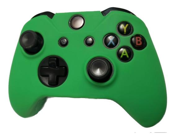 Capa Pretetora De Silicone Para Controle Xbox One Lavavel
