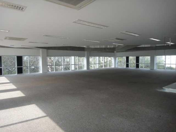 Prédio Para Alugar, 4.050m² - Brooklin - São Paulo/sp - Pr0143