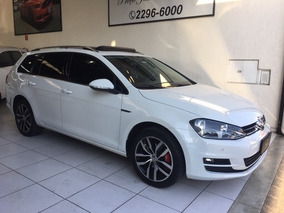 Volkswagen Golf 1.4 Tsi Variant Highline 16v Gas 4p Aut 2016
