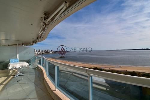 Apartamento Millenium Tower Punta Del Este En Venta - Ref: 2567
