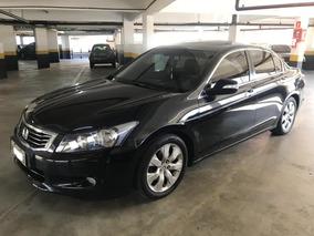 Honda Accord 3.5 Ex V6 24v - Automático - Preto