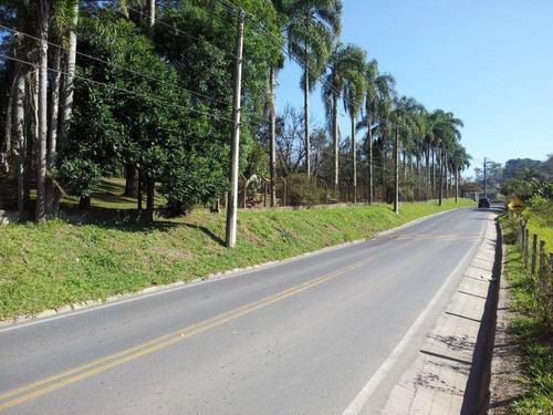 Chácara Com 3 Dormitórios À Venda, 53000 M² Por R$ 5.500.000,00 - Bairro Da Graça - Cotia/sp - Ch0112