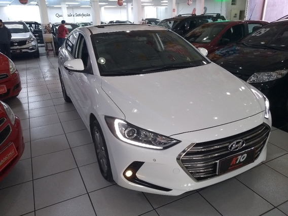 Hyundai Elantra 2.0 16v Flex Special Edition 4p Automático