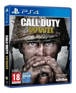 Call Of Duty Ww2 Ps4 Digital Secundario 2° Enviamos Ahora!