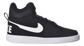 Tenis Nike Feminino Court Borough Mid 100% Original