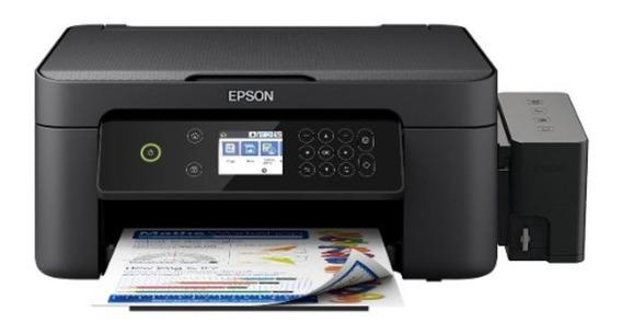 Impresora Multifuncional Epson Sistema Tinta Continuo Oferta