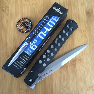 Canivete Cold Steel Ti Lite 6 Polegadas Canivete Tático