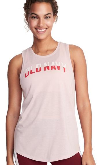 Playera Mujer Sin Manga Camiseta Tank Top 275802 Old Navy