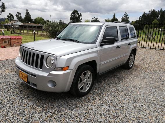 Jeep Patriot Limited, 4x4
